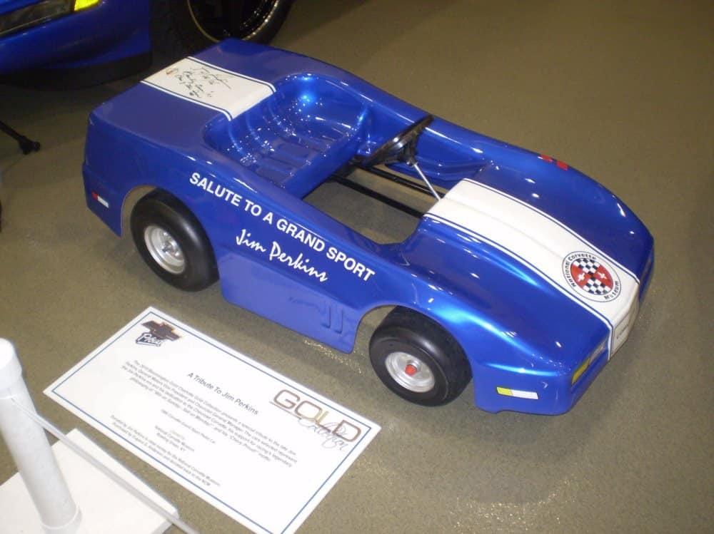 1996 Corvette Grand Sport pedal car