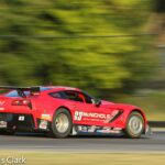 Propelled by consistent top finishes in nearly all of the 9 races starting at Sebring season opener.