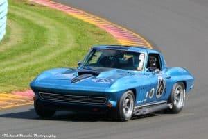 Chris Fennell at the Watkins Glen US Vintage Grand Prix 2019