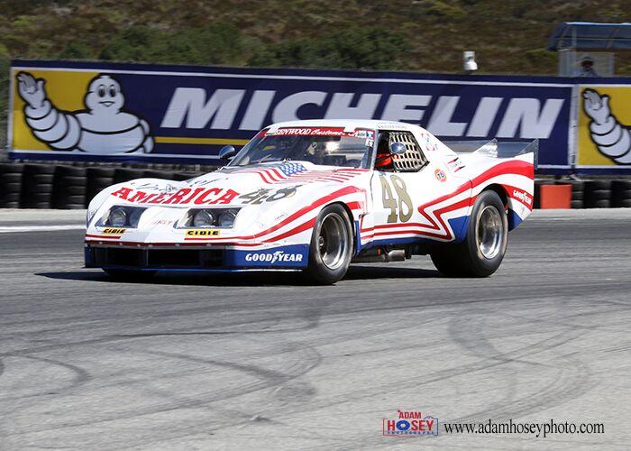 Rolex Monterey Motorsports Reunion (RMMR) Aug 16-18, 2019
