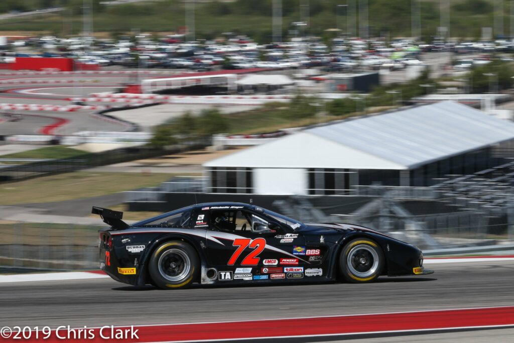 # 72 Michelle Nagai was 6th, another 2 seconds slower but earned points for the TA west coast standings at the Circuit of Americas 2019.
