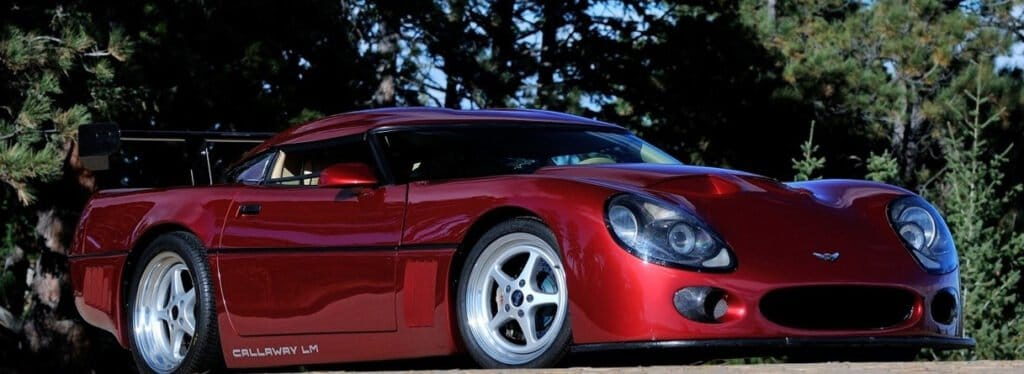 One of 2 Super Speedsters, and one of only three twin turbo and intercooled ZR-1s produced by Callaway.