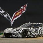Corvette Camouflage 2014 Corvette C7.R Race Car7.R Race Car