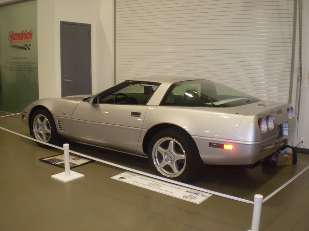 1996 Corvette Collector's Edition Coupe, as delivered when new.  Owned by: Jimmy Morrison1996 Corvette Collector's Edition Coupe, as delivered when new.  Owned by: Jimmy Morrison