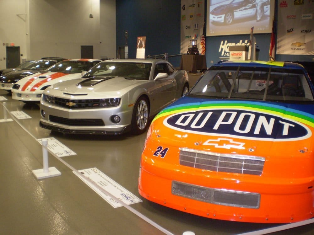 Jeff Gordon's 1995 NASCAR Championship DuPont Chevy Lumina...
