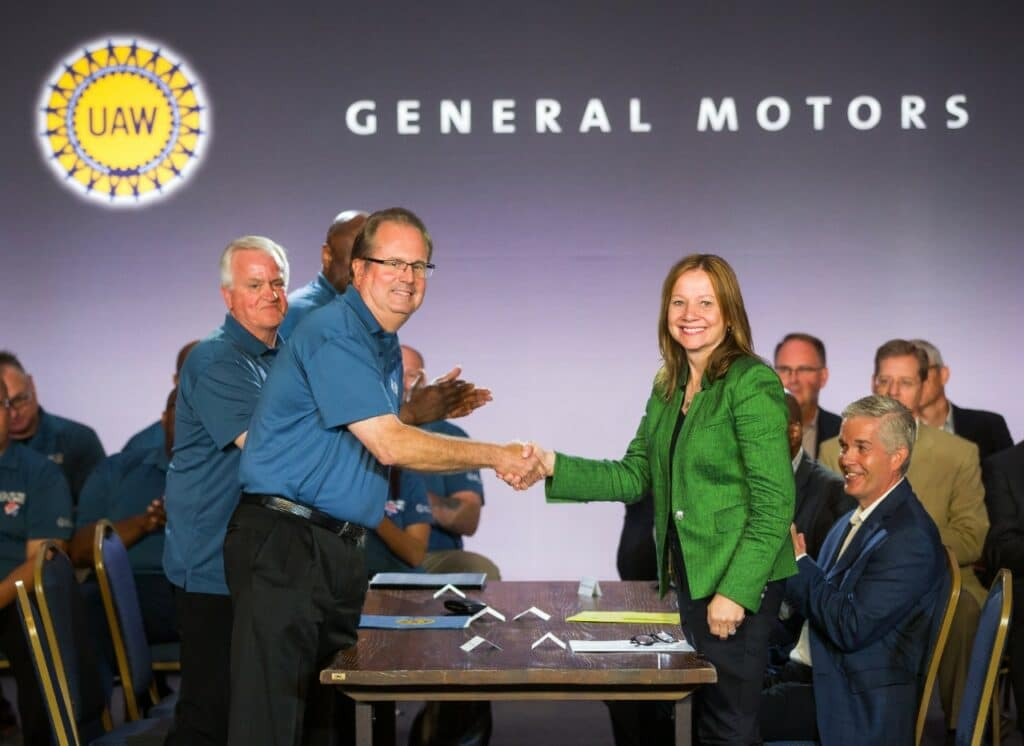 Corvette Plant UAW Votes No on Contract (2019)