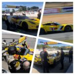 IMSA season close and Corvette C7R era end at Petit Le Mans 2019