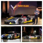 The C8.R made its debut Wednesday, Oct. 2, 2019 and will make its racing debut at the Rolex 24 at Daytona January 2020.