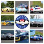 Jan Hyde brings us Corvette coverage of the US Vintage Grand Prix at Watkins Glen Sept 6-8, 2019.