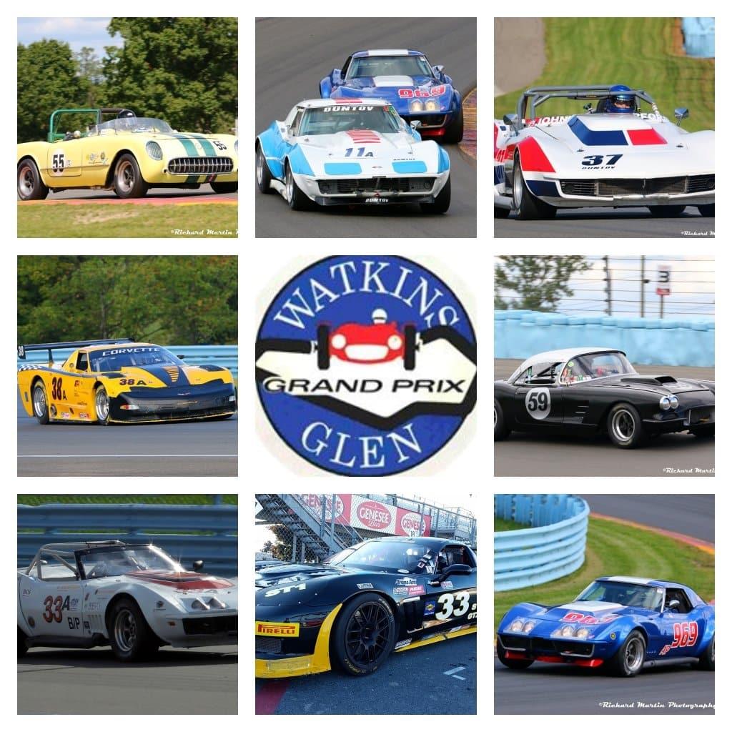 US Vintage Grand Prix at Watkins Glen Sept 6-8, 2019