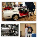 Ed Nieves 1995 Award Winning Corvette