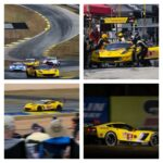 Final Race for C7.R at Petit Le Mans on Saturday, October 12, 2019, as the C7.R Corvette Race Car Era was completed.