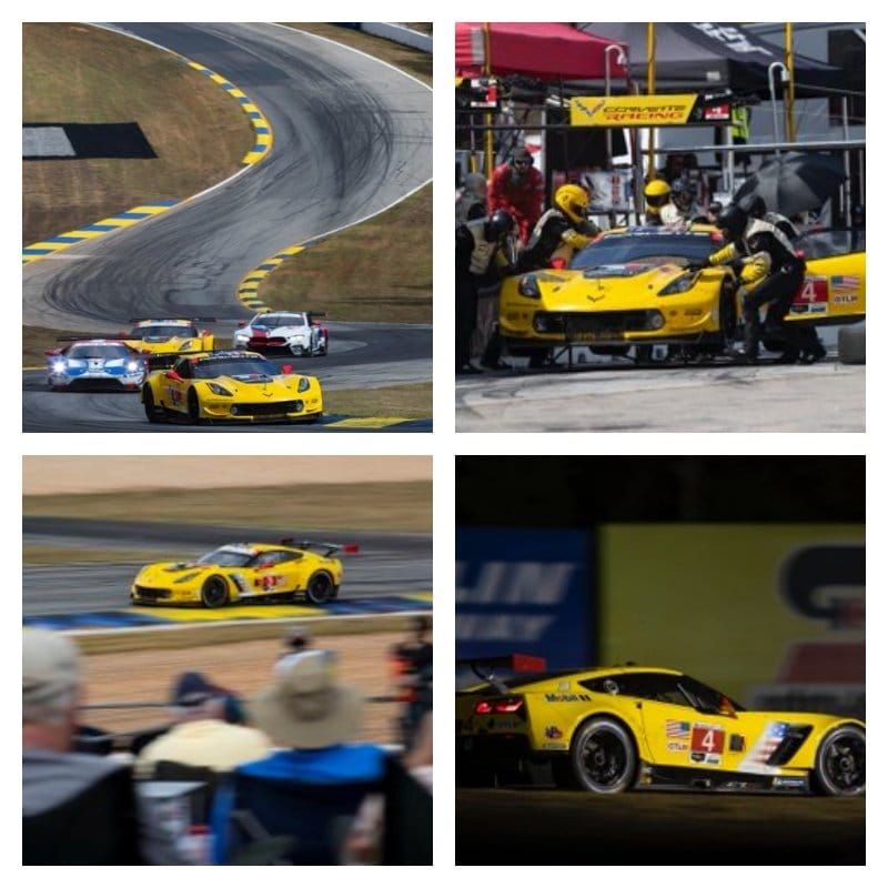 Final Race for C7.R as end of Era is Completed at Petit Le Mans