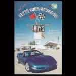 January 1998 Cover Vette Vues Magazine