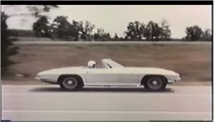 Legendary Zora Arkus Duntov handpicked top Corvette racers to test drive the all-new 1963 ZO6 Corvette Stingray. He chose Dave MacDonald and Dick Thompson. This a video of the historical test.