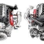LT2 6.2L V-8 engine for the 2020 Corvette Stingray
