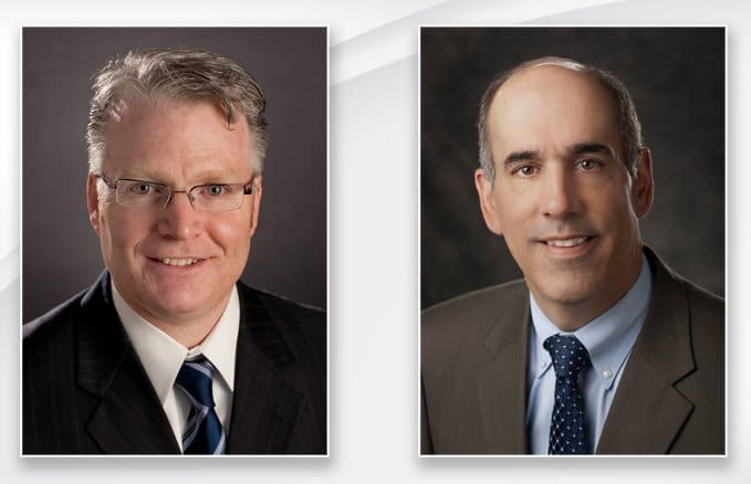 Brian Sweeney and Steve Hill GM Leadership Appointments