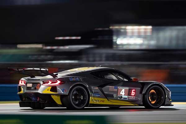 Corvette Racing Daytona 24 2020