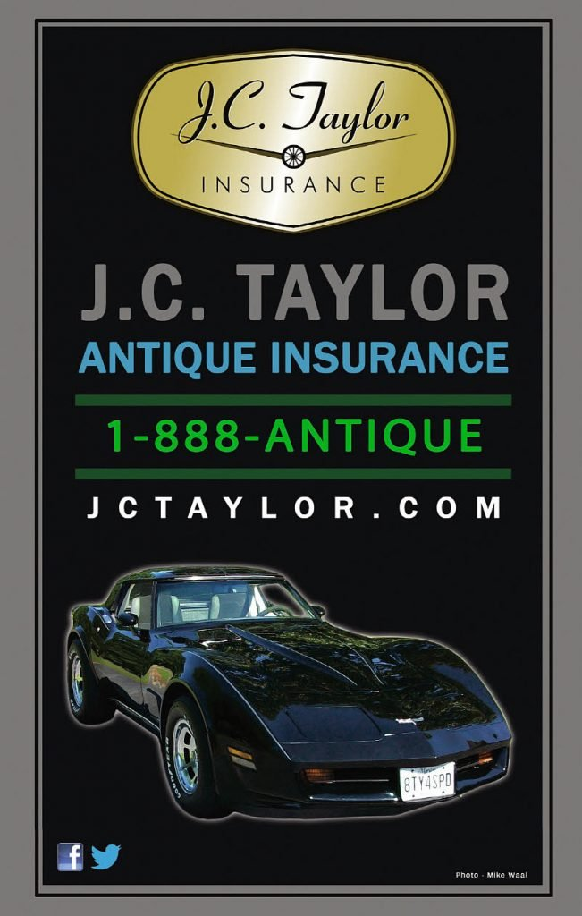 J C Tayor Antique Insurance