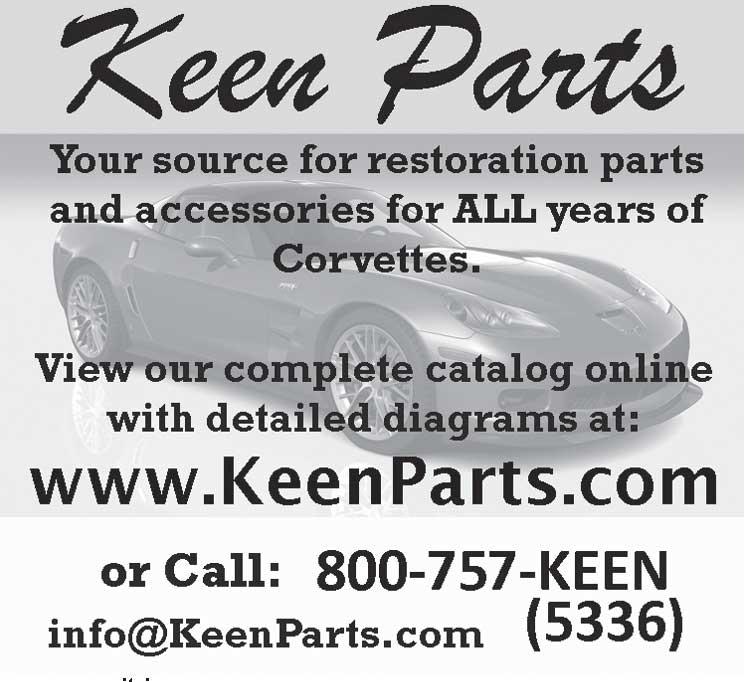 Keen Parts