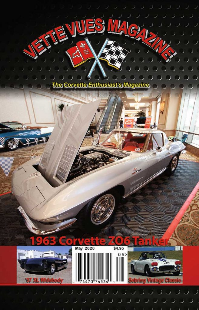 May 2020 Issue Vette Vues Magazine