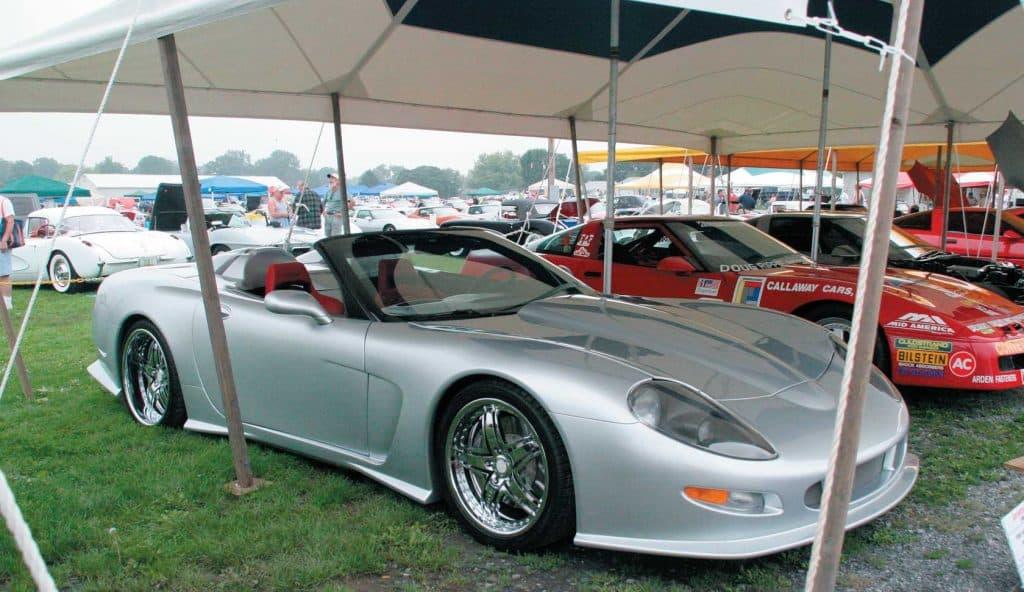1998 Callaway C12 speedster