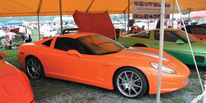 2007 Callaway C16 Tangelo Orange