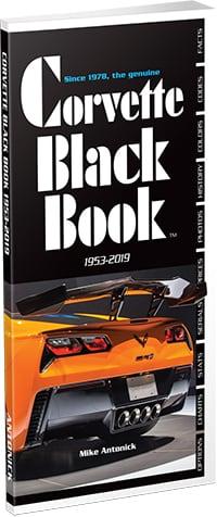 Corvette Black Book 1953-2019