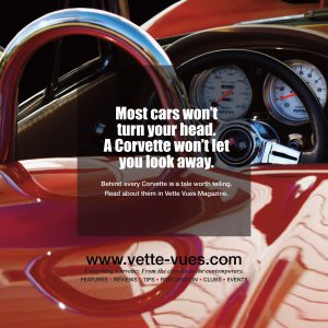 Vette Vues Magazine Subscription