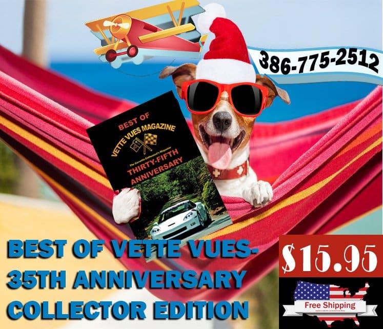 Best of Vette Vues Magazine Anniversary Book