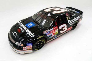 NASCAR team owner Richard Childress donated this No. 3 Dale Earnhardt-driven NASCAR race car (Lot #200) from his own personal collection to benefit COVID-19 relief efforts through Feeding America and Samaritan's Purse. The sale in the Online Only Auction raised $425,000 for the cause.