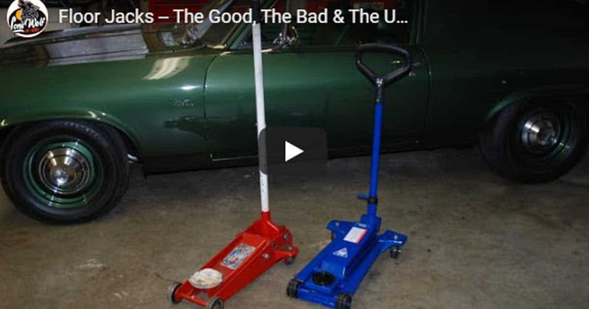 How to buy a Floor Jack