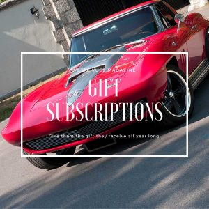 Vette Vues Magazine Gift Subscriptions