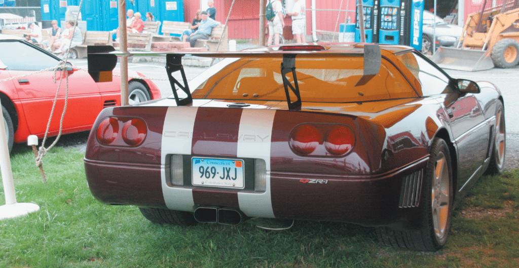 1995 Callaway LM ZR1 Rear