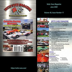 Vette Vues Magazine June 2020 Issue