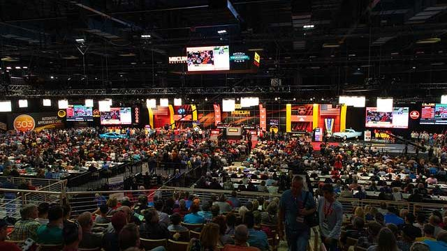 MECUM AUCTIONS UPDATED SCHEDULE 2020