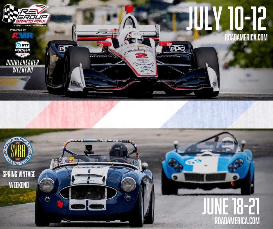SVRA Vintage Weekend Gets Rescheduled for June 18-21, 2020.