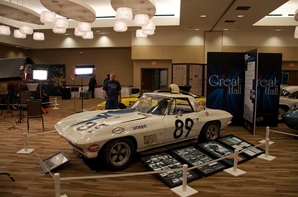 1967 L88 Daytona Racer at the 2013 Bloomington Gold Great Hall Photos Courtesy of Mecum Auctions, Inc