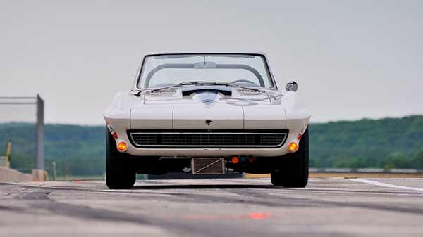Cliff Gottlob's 1967 Corvette L88 Goes to Auction Photos Courtesy of Mecum Auctions, Inc