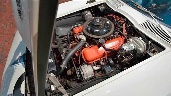1967 L88 Corvette Engine Photos Courtesy of Mecum Auctions, Inc