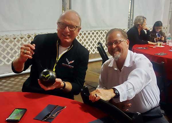 Tom Stacy and Doug Fehan