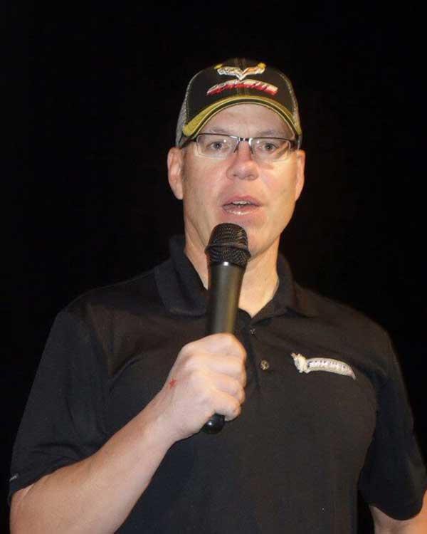 Lee Willard of Michelin