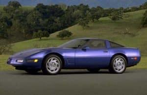 1995 Chevrolet Corvette ZR1 Coupe