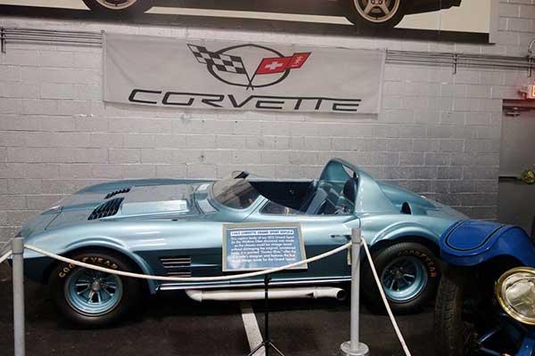 1963 Corvette Grand Sport ReplicaReplica