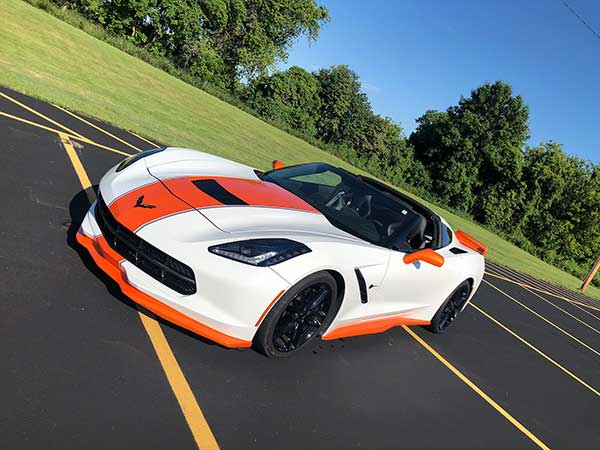 Corvette 2018, 251 Coupe, Loaded, 7 speed with rev match, Custom Paint with tinted windows, only 18,036 miles. A must see. Call Jodi 920-378-4217, Only driven in summer.