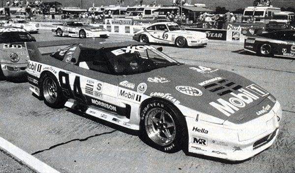 1994 # 94 1994 IMSA Sebring.  Photo Credits Walt Thurn