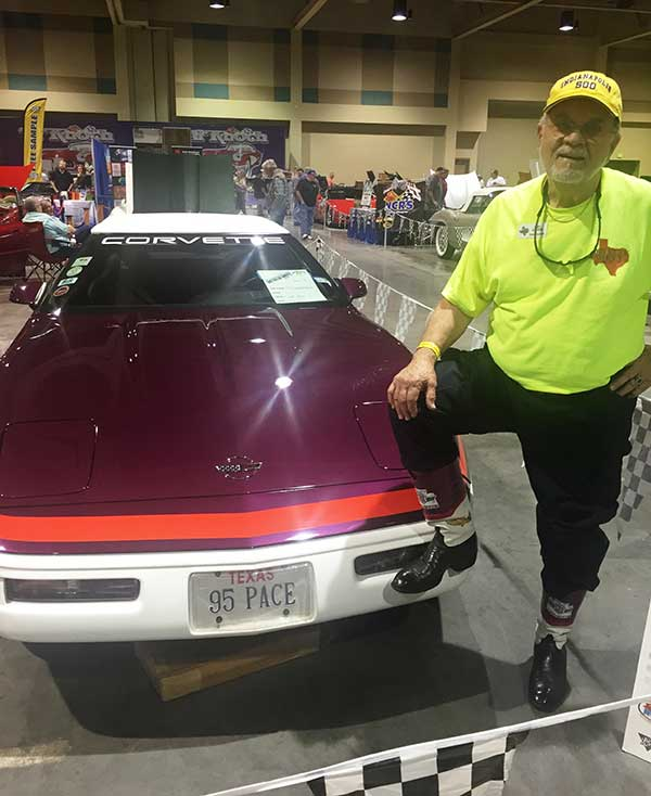 Soon after that, I was shipped to my dealership, Tom Benson Chevrolet, the only dealer in San Antonio, Texas, to receive directly from the assembly plant one of my special breed of Corvettes.  I arrived at my home city on April 18, and the next day met my new human, Noel Osborn, who had successfully bargained for my custody.