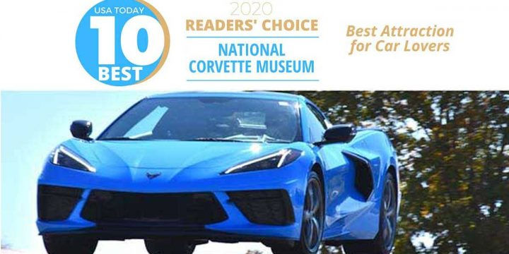 NCM Best Attraction for Car Lovers