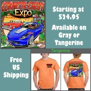 Corvette Chevy Expo Event Shirt