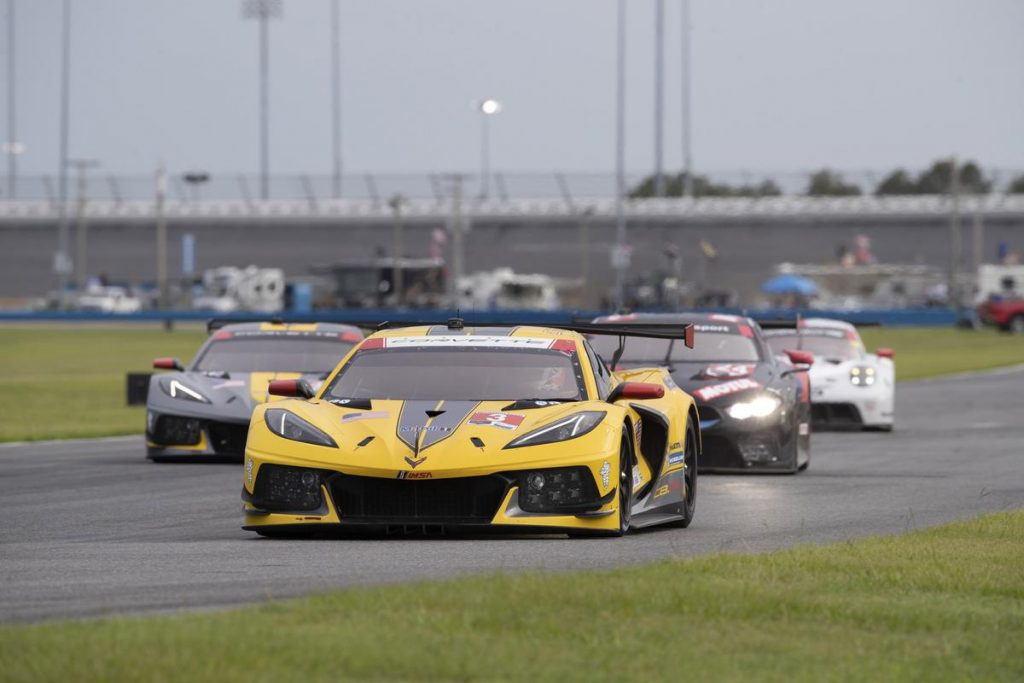 Corvette Racing July 4, 2020 Photo Credits Chevrolet and Richard Prince